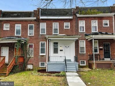 3917 Boarman Avenue, Baltimore, MD 21215 - #: MDBA536068