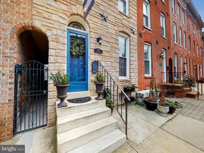 1279 William Street, Baltimore, MD 21230 - #: MDBA536096