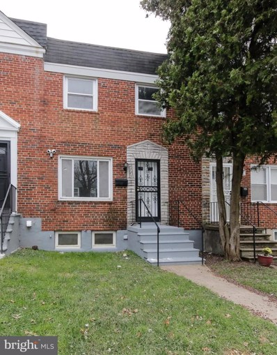 4789 Chatford Avenue, Baltimore, MD 21206 - #: MDBA536098