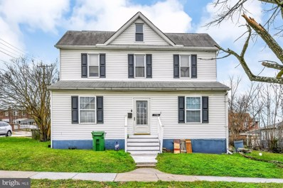 1730 Wilmington Avenue, Baltimore, MD 21230 - #: MDBA536106