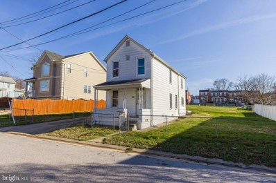 3641 Hineline Road, Baltimore, MD 21229 - #: MDBA536138