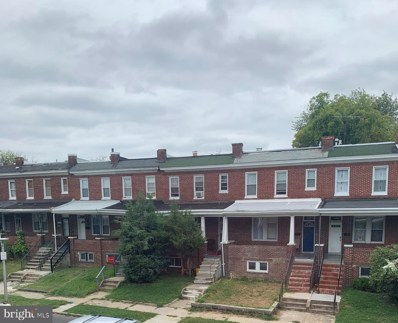 4021 Wilsby Avenue, Baltimore, MD 21218 - #: MDBA536144