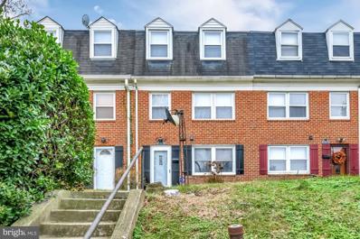 1363 Limit Avenue, Baltimore, MD 21239 - #: MDBA536172
