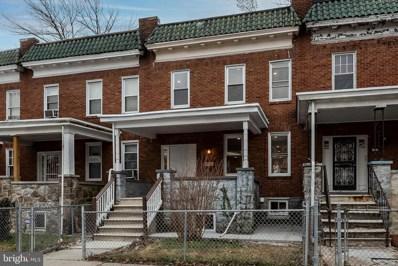4906 Queensberry Avenue, Baltimore, MD 21215 - #: MDBA536188