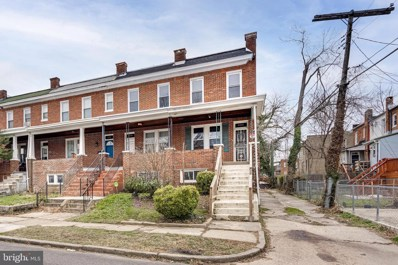 4022 Wilsby Avenue, Baltimore, MD 21218 - #: MDBA536208