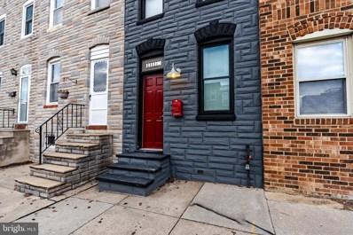 3022 Hudson Street, Baltimore, MD 21224 - #: MDBA536214