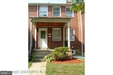 1330 Silverthorne Road, Baltimore, MD 21239 - #: MDBA536224