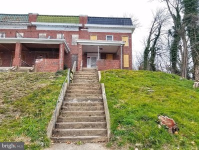 3200 Piedmont Avenue, Baltimore, MD 21216 - #: MDBA536284