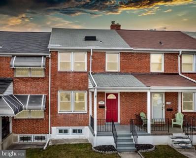 1406 E Cold Spring Lane, Baltimore, MD 21239 - #: MDBA536300