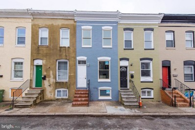 3313 Noble Street, Baltimore, MD 21224 - #: MDBA536356