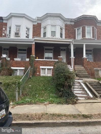 2331 Calverton Heights Avenue, Baltimore, MD 21216 - #: MDBA536384