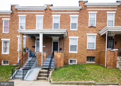 1521 Montpelier Street, Baltimore, MD 21218 - #: MDBA536464