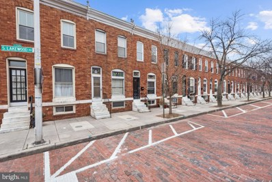 642 S Lakewood Avenue, Baltimore, MD 21224 - #: MDBA536536
