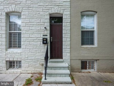 406 E Federal Street, Baltimore, MD 21202 - #: MDBA536538