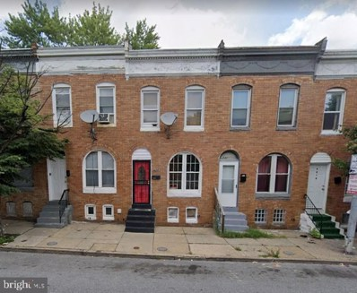 2425 Druid Hill Avenue, Baltimore, MD 21217 - #: MDBA536552