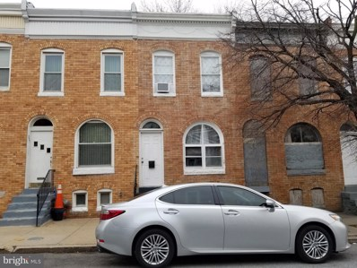 2429 Druid Hill Avenue, Baltimore, MD 21217 - #: MDBA536560