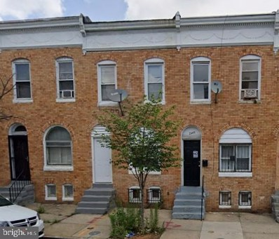 2449 Druid Hill Avenue, Baltimore, MD 21217 - #: MDBA536562
