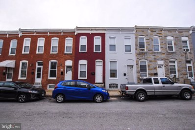 2620 Miles Avenue, Baltimore, MD 21211 - #: MDBA536564