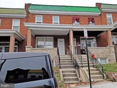 3322 Brighton Street, Baltimore, MD 21216 - #: MDBA536566