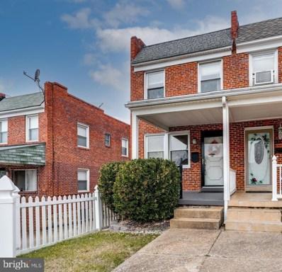 1342 Berry Street, Baltimore, MD 21211 - #: MDBA536612