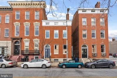 216 W Monument Street UNIT 3-F, Baltimore, MD 21201 - #: MDBA536614