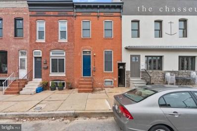 3324 Foster Avenue, Baltimore, MD 21224 - #: MDBA536616