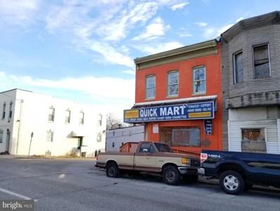 4601 Pennington Avenue, Baltimore City, MD 21226 - #: MDBA536644