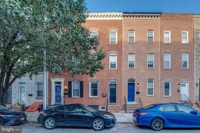 12 S Washington Street, Baltimore, MD 21231 - #: MDBA536656