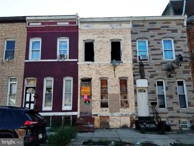 1719 N Fulton Avenue, Baltimore, MD 21217 - #: MDBA536666