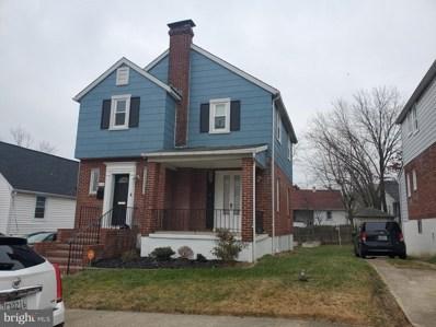 6115 Sefton Avenue, Baltimore, MD 21214 - #: MDBA536684