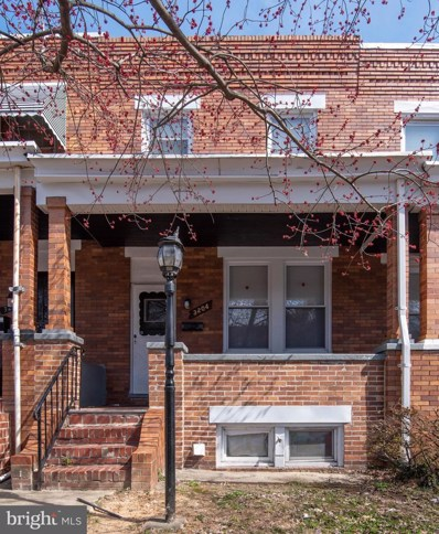 3204 Chesterfield Avenue, Baltimore, MD 21213 - #: MDBA536702