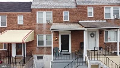 5950 Glenfalls Avenue, Baltimore, MD 21206 - #: MDBA536706