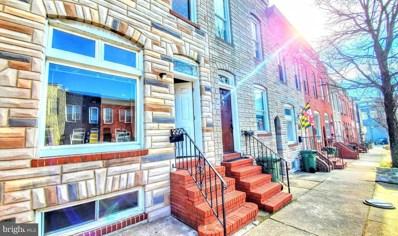 809 S Milton Avenue, Baltimore, MD 21224 - #: MDBA536710