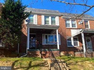140 N Edgewood Street, Baltimore, MD 21229 - #: MDBA536740