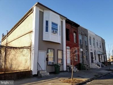 1911 Ramsay Street, Baltimore, MD 21223 - #: MDBA536748