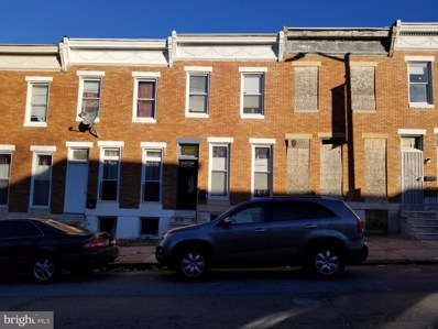 2232 W Baltimore Street, Baltimore, MD 21223 - #: MDBA536750