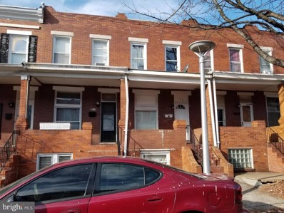 520 N Decker Avenue, Baltimore, MD 21205 - #: MDBA536754