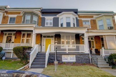 503 Rose Hill Terrace, Baltimore, MD 21218 - #: MDBA536760