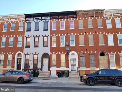 9 S Fulton Avenue, Baltimore, MD 21223 - #: MDBA536764