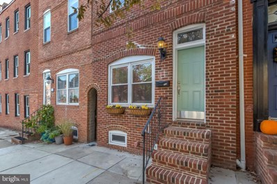 320 S Washington Street, Baltimore, MD 21231 - #: MDBA536766