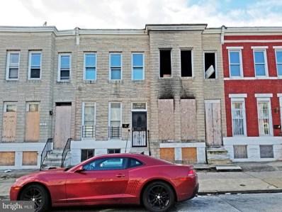 1807 Clifton Avenue, Baltimore, MD 21217 - #: MDBA536776