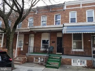1611 Cliftview Avenue, Baltimore, MD 21213 - #: MDBA536778