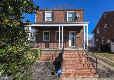 2714 Bauernwood Avenue, Baltimore, MD 21234 - #: MDBA536792