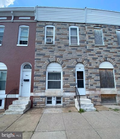 2612 E Oliver Street, Baltimore, MD 21213 - #: MDBA536804