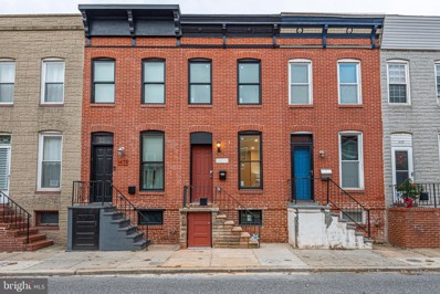 1433 Richardson Street, Baltimore, MD 21230 - #: MDBA536808