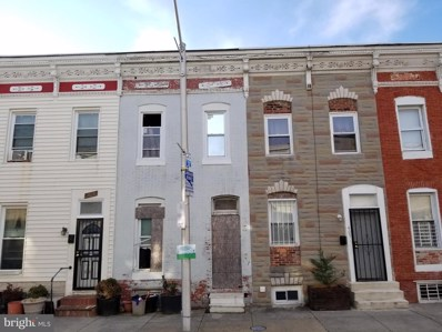 407 Pitman Place, Baltimore, MD 21202 - #: MDBA536838