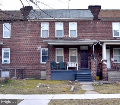 3610 Brooklyn Avenue, Baltimore, MD 21225 - #: MDBA536840