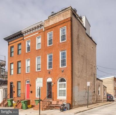 10 W Randall Street, Baltimore, MD 21230 - #: MDBA536872
