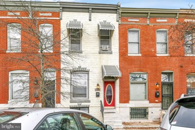 122 N Luzerne Avenue, Baltimore, MD 21224 - #: MDBA536878