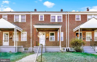 1805 E Belvedere Avenue, Baltimore, MD 21239 - #: MDBA536912